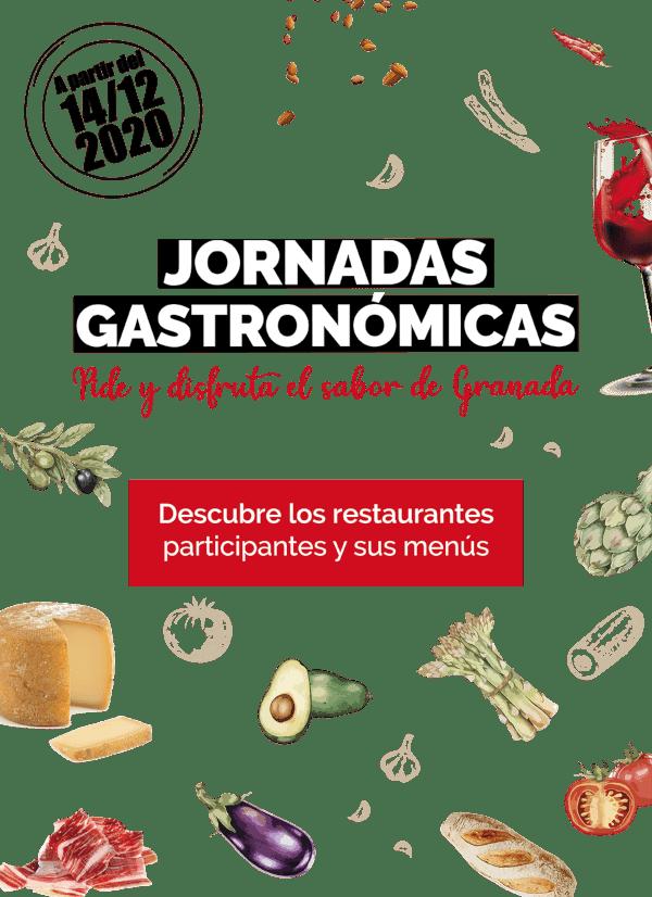 """Banner de """"Jornadas Gastronómicas"""""""
