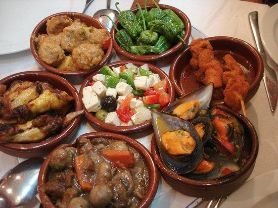 Tapas de Granada - Sabor Granada