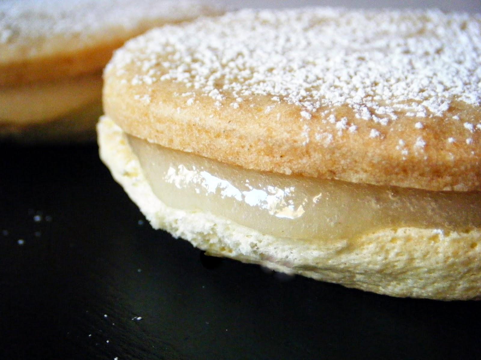 Torta Maritoñi - Sabor Granada