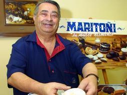 Raimundo Pérez, de Maritoñi - Sabor Granada