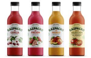 Variedad de gazpachos de Collados - Sabor Granada