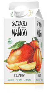 Gazpacho de mango de Grupo Collados - Saor Granada