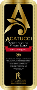 Acatucci AOVE - Sabor Granada