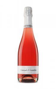 Brut rose de Carayol y Castellar - Sabor Granada