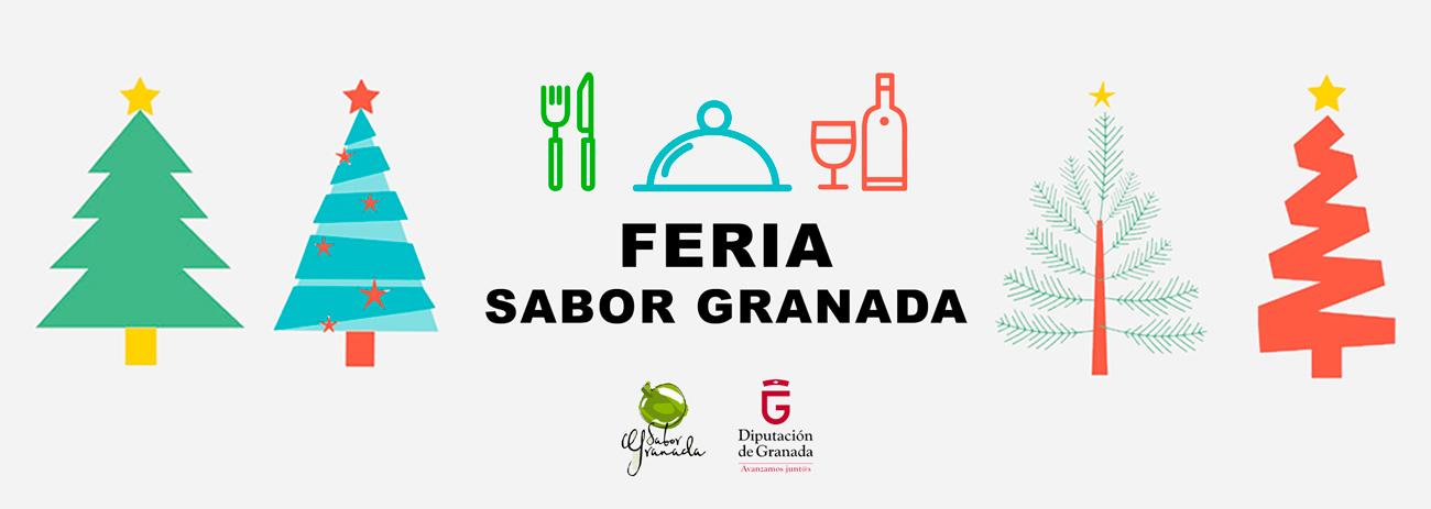 Feria Sabor Granada en Navidad