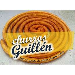 logo churros guillén - Sabor Granada