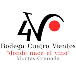 logo de bodega cuatro vientos - Sabor Granada