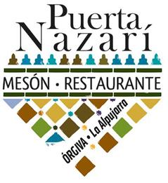 logo Restaurante Puerta Nazarí - Sabor Granada