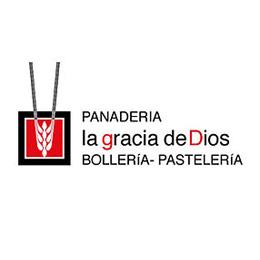 logo panadería la gracia de dios - Sabor Granada