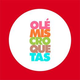 logo olé mis croquetas - Sabor Granada