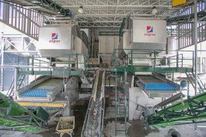 Máquinas de la Almazara Campopineda - Sabor Granada