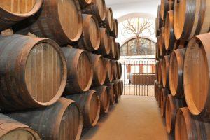Barriles Ron Montero - Sabor Granada