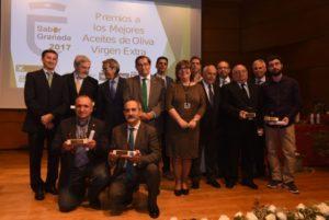 Foto Familia Premios Aceite - Sabor Granada