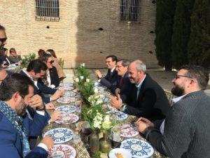 Mesa Masterchef en Granada - Sabor Granada