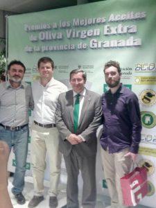 Premiados Aceite - Sabor Granada