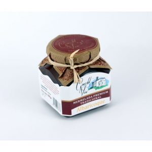 mermelada premiun artesanal de albaricoque la cruz del viso - Sabor Granada