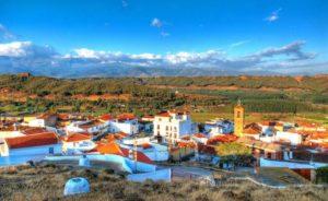 Valle del Zalabí - Sabor Granada