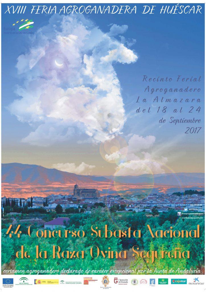 XVIII Feria Agroganadera y 44 Subasta Nacional de raza Ovina Segureña en Huéscar