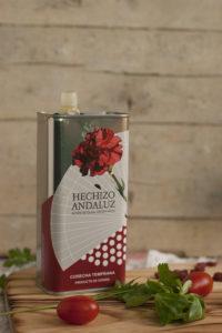 Aceite de oliva virgen extra Hechizo Andaluz - Sabor Granada