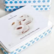 Caja de roscos de loja de Repostería lojeña - Sabor Granada