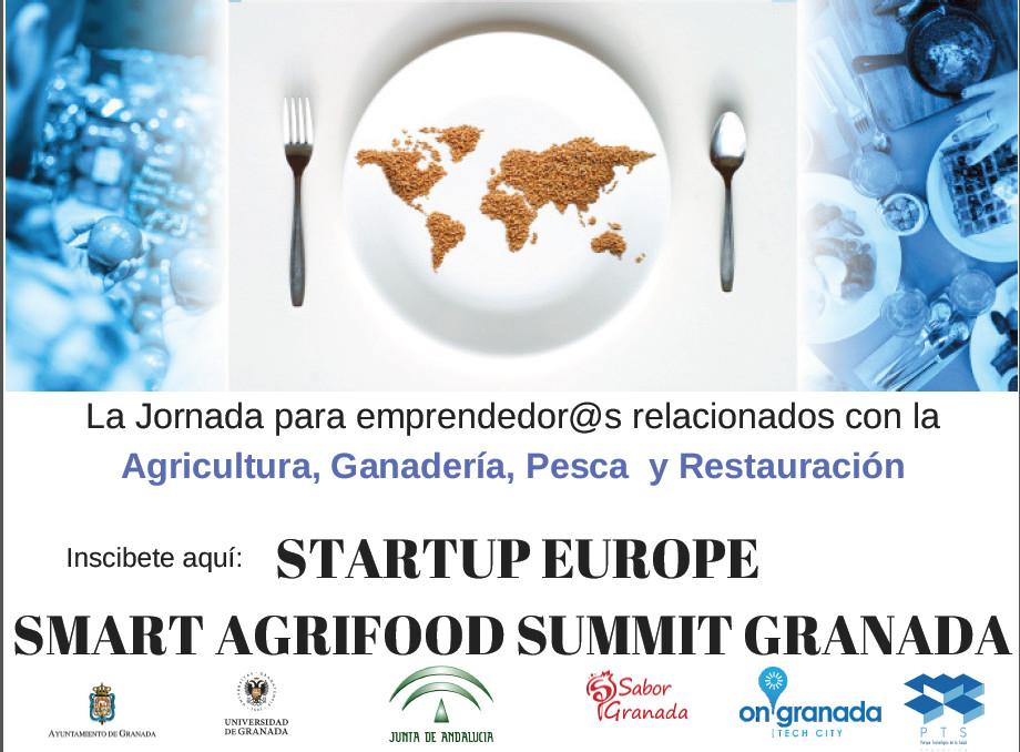 Startup Europe Smart Agrifood Summit, el evento del Emprendimiento e innovación en lo agroalimentario