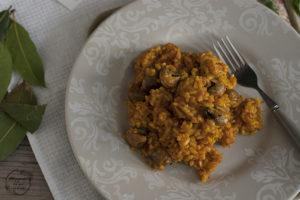 Arroz con caracoles - Sabor Granada