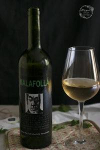 Vino Malafollá para maridar - Sabor Granada