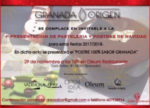 Granada origen - Sabor Granada