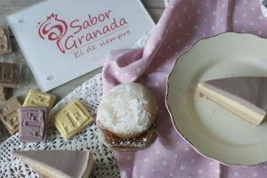 Tortas Maritoñi para elaborar esta tarta tres chocolates - Sabor Granada