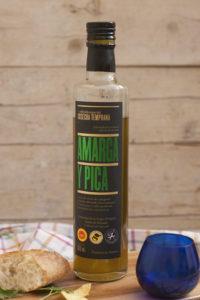 Aceite de oliva virgen extra Amarga y pica - Sabor Granada
