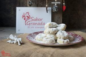 Receta para hacer roscos de anís - Sabor Granada