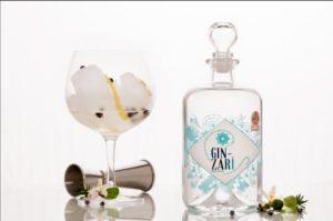 Ginebra Gin Zarí - Sabor Granada