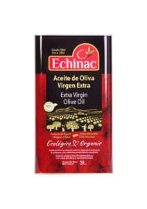 LATA BIO de 3 litros de AOVE Echinac - Sabor Granada