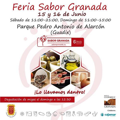 Mercado de Sabor Granada en Guadix