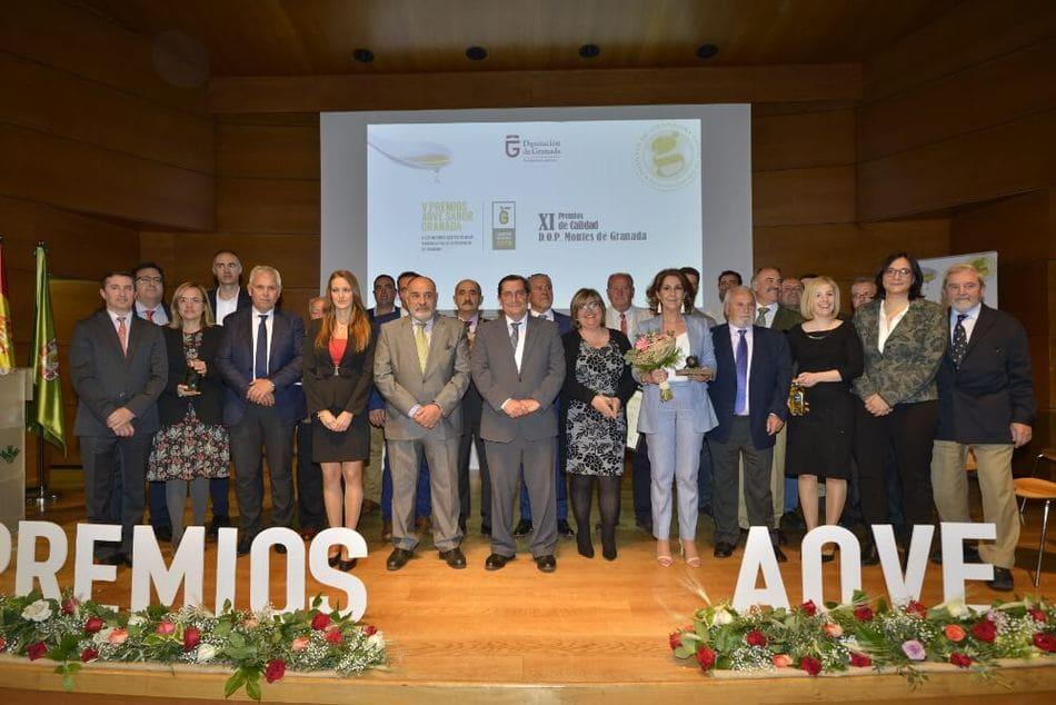 Premios AOVE Sabor Granada 2019