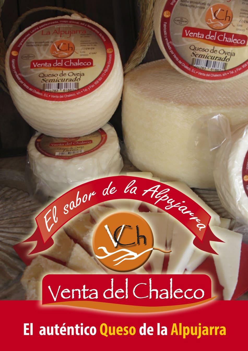Venta Chaleco - Sabor Granada