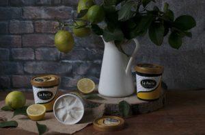 Helados La Perla para hacer sorbete de limón - Sabor Granada