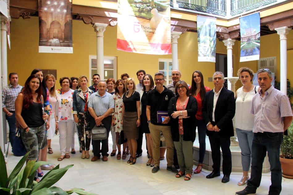 Presentación de la nueva imagen corporativa de Sabor Granada