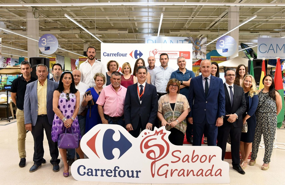 Sabor Granada vuelve a Carrefour