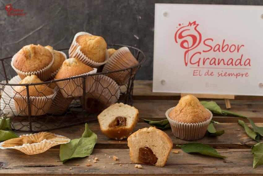 Receta para hacer magdalenas de kumquat - Sabor Granada