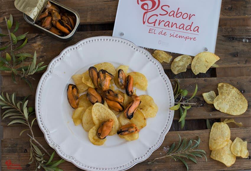 Receta de Mejillones en escabeche - Sabor Granada
