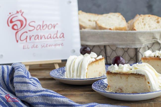 Receta para hacer Pan de Calatrava - Sabor Granada