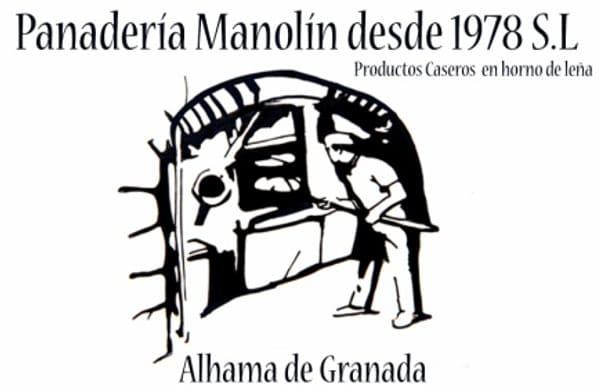 Logo Panadería Manolín - Sabor Granada