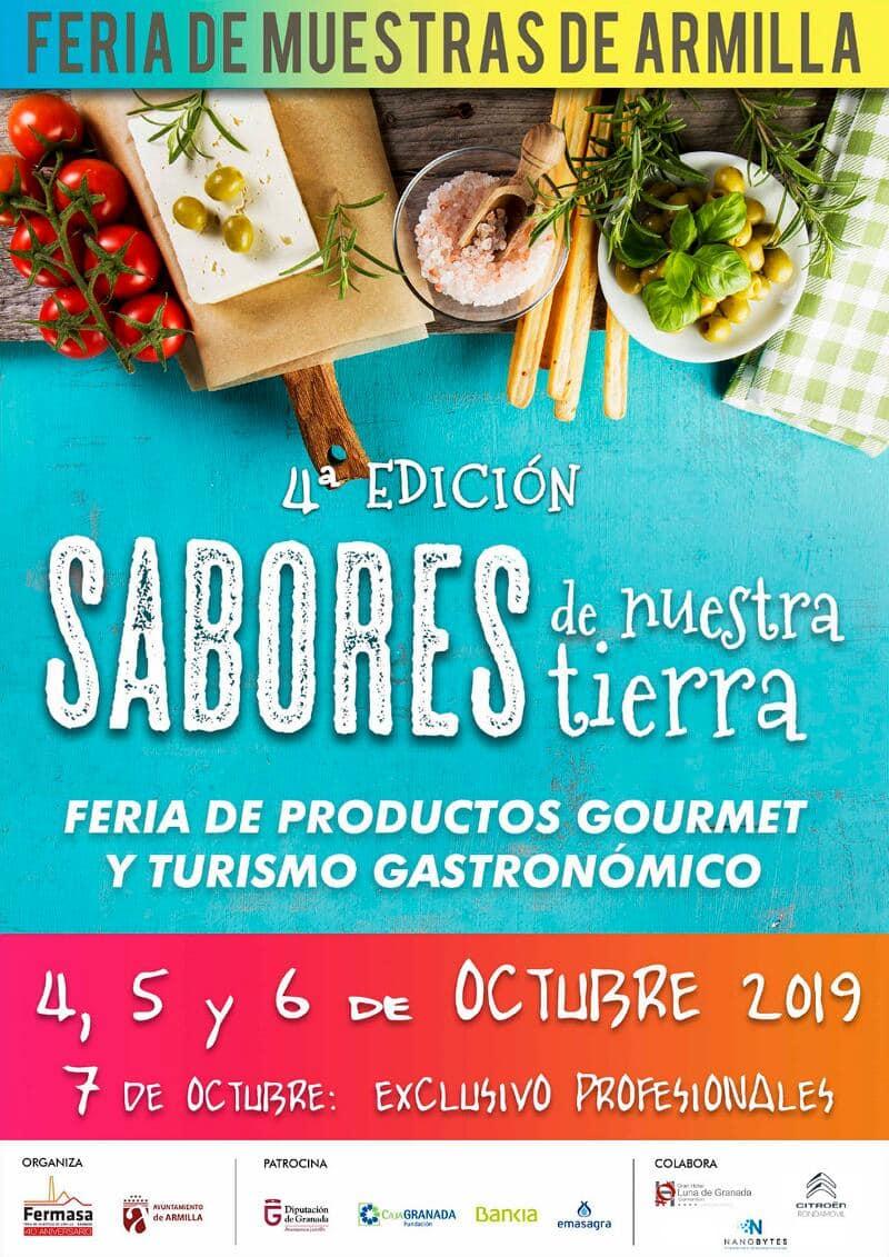 Abierta la convocatoria para asistir a la Feria Sabores de nuestra tierra en Fermasa