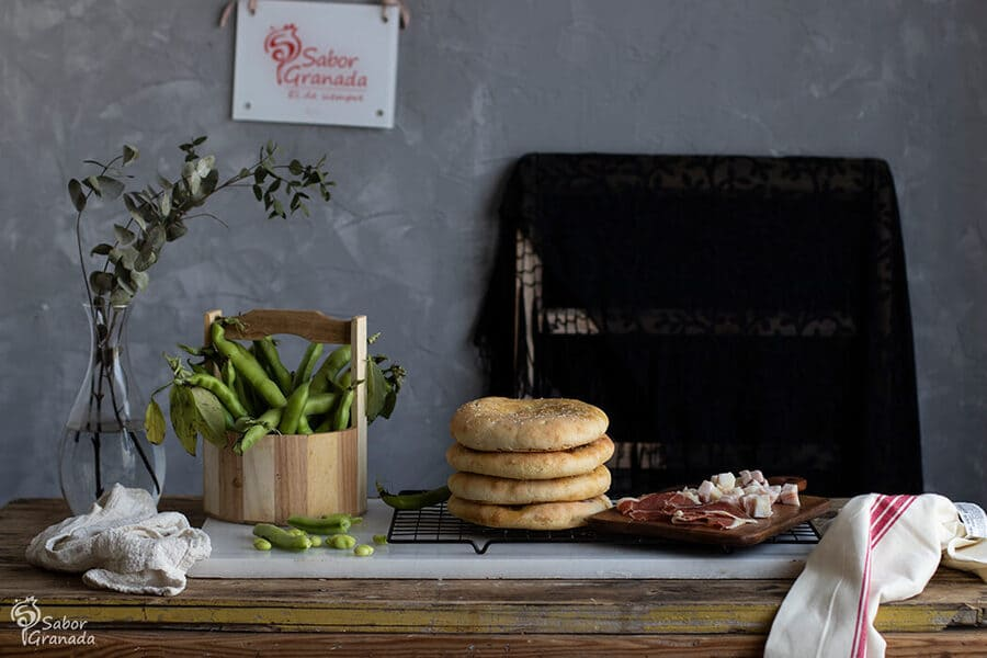 Cómo elaborar salaillas - Sabor Granada