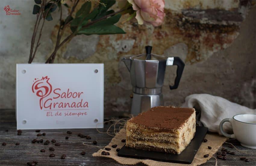 Receta de tiramisú - Sabor Granada