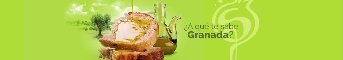 Aceites de Sabor Granada