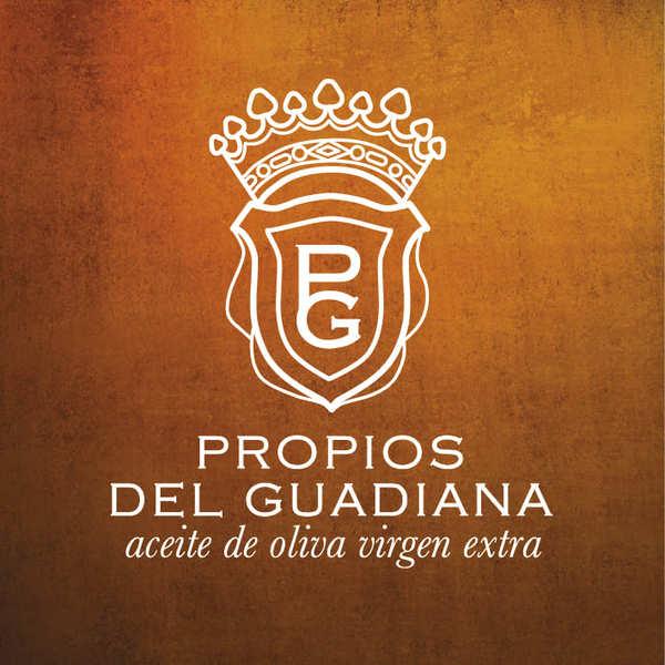 Marca gráfica Propios del Guadiana - Sabor Granada
