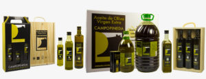 Variedad de aceites Campopineda - Sabor Granada