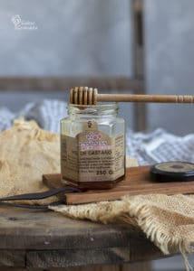 Miel Al Andalus para la receta de cordero al horno a la miel y mostaza - Sabor Granada